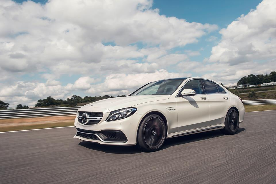 Mercedes-AMG C 63 is Esquire Car of the Year