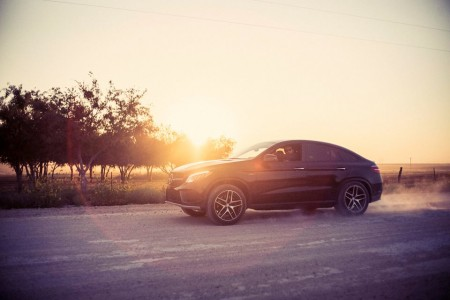 Mecedes GLE 450 AMG Coupe