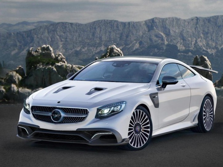 The Mansory Mercedes-AMG S63 Coupe – The world is at your feet