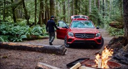Challenging the unknown in a Mercedes-Benz GLC