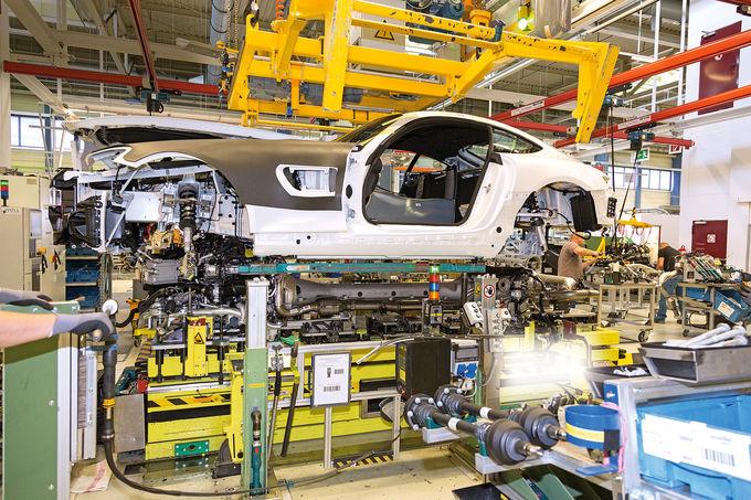 Mercedes-Benz Sindelfingen factory (1)