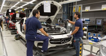 No rise of the machines yet! Mercedes-Benz fires robots and hires humans