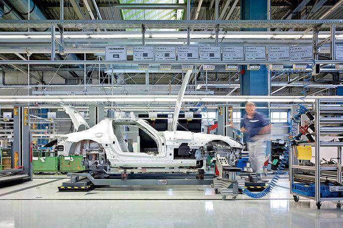 Mercedes-Benz Sindelfingen factory (5)