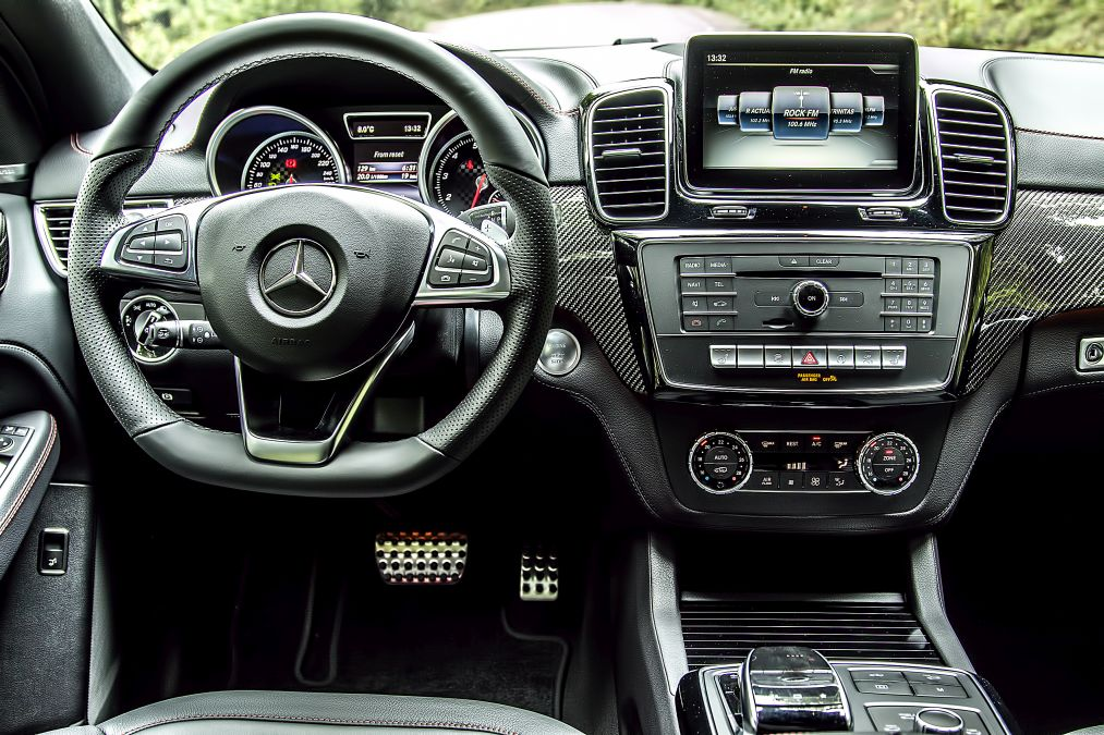 Mercedes GLE 450 AMG Coupe review (16)