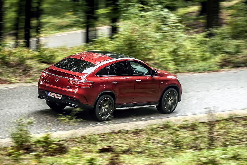 Mercedes GLE 450 AMG Coupe review (7)