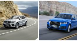 Car sales nine months of 2015: Mercedes-Benz has overtaken Audi