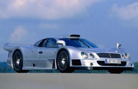The CLK GTR