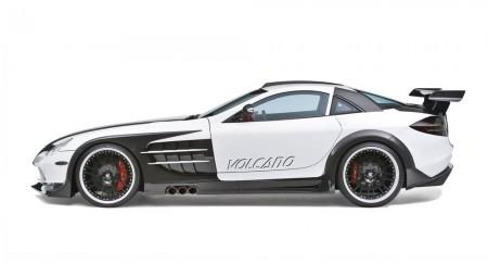 Mercedes-Benz SLR McLaren Volcano