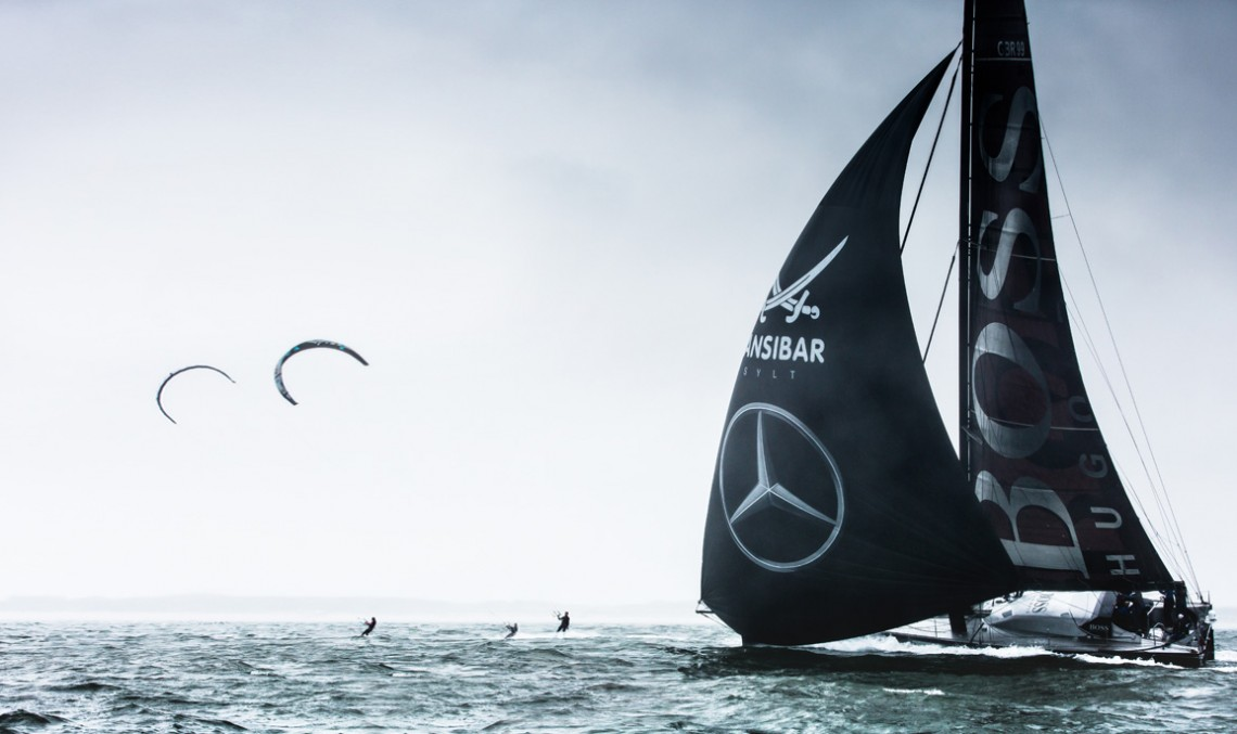 Mercedes-Benz gets onboard with Alex Thomson Racing