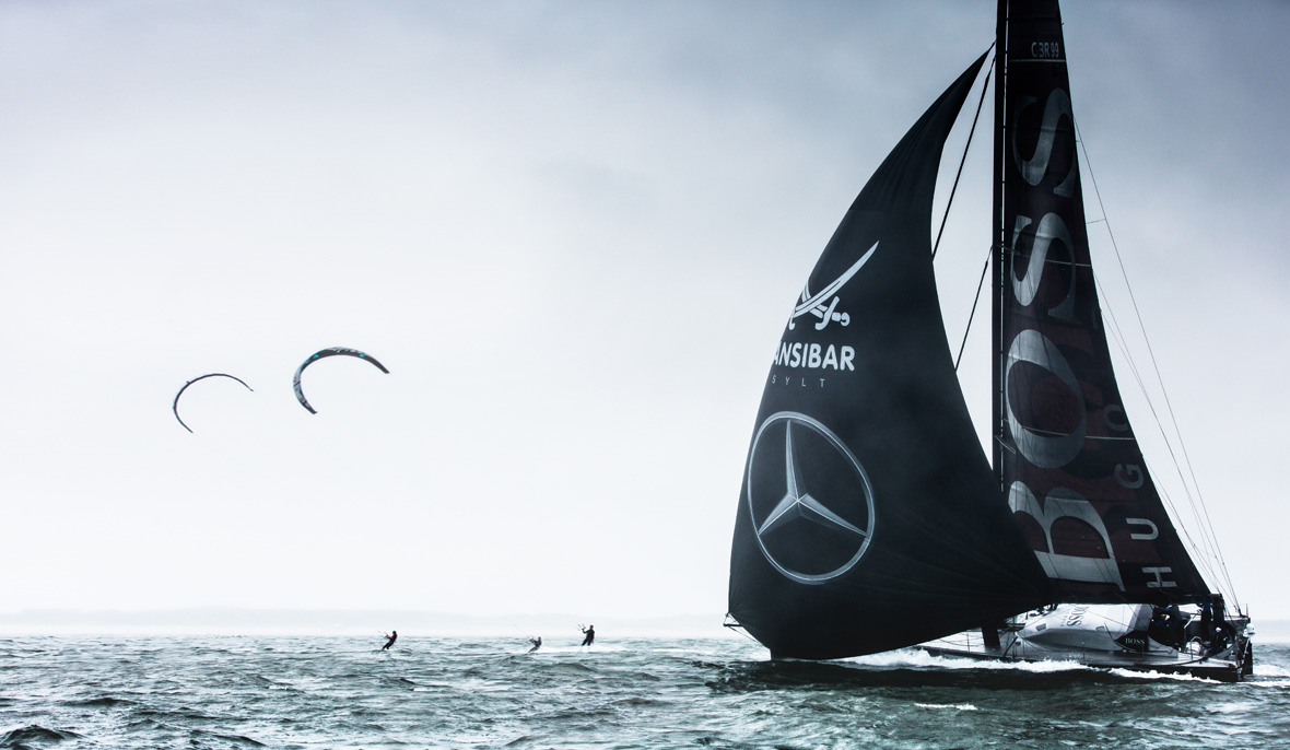 Mercedes-Benz gets onboard with Alex Thomson Racing - MercedesBlog
