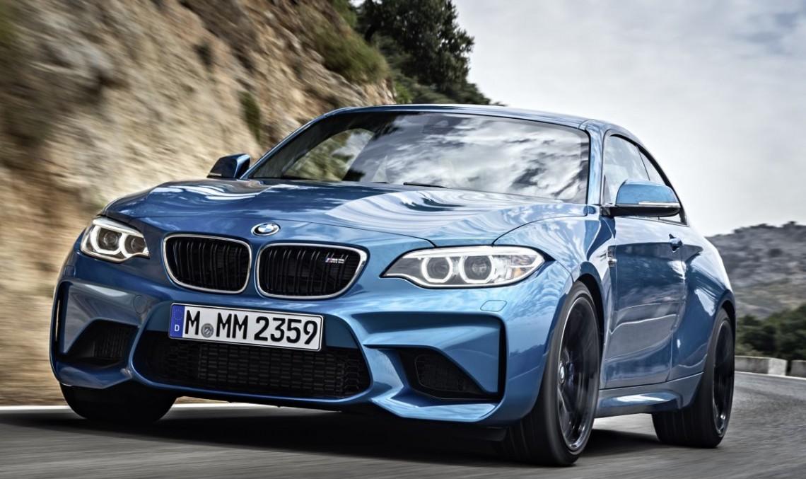 BMW M2 is old school fun. Mercedes should watch its back
