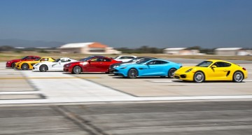 World's best drag race! Can the Mercedes-AMG GT S beat the Corvette?