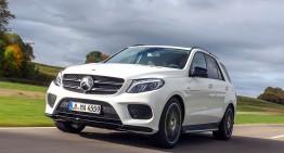 Rocket SUV. Mercedes GLE 450 AMG officialy revealed