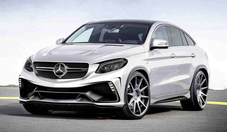 mercedes amg gle 63 coupe tuned by guru tuning a new suv. Black Bedroom Furniture Sets. Home Design Ideas