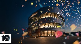Mercedes-Benz Museum – one decade old