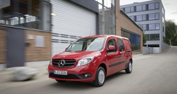 Upgrade for Mercedes-Benz Citan