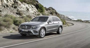 EuroNCAP: Mercedes GLC, the safest SUV in its class