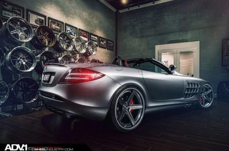 Mercedes McLaren SLR 9