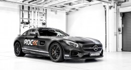 Let's race! Mercedes-AMG GT S joins the Race of the Champions