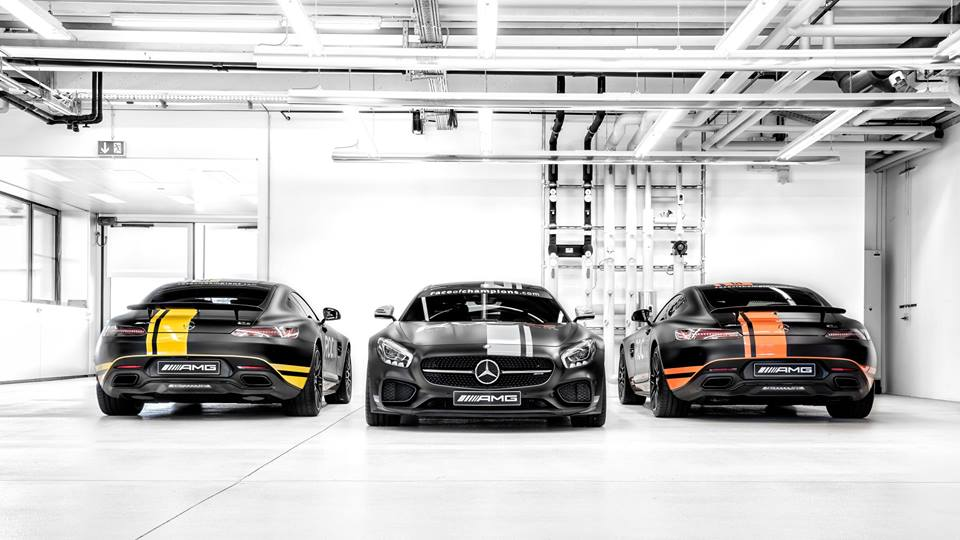 Let S Race Mercedes Amg Gt S Joins The Race Of The