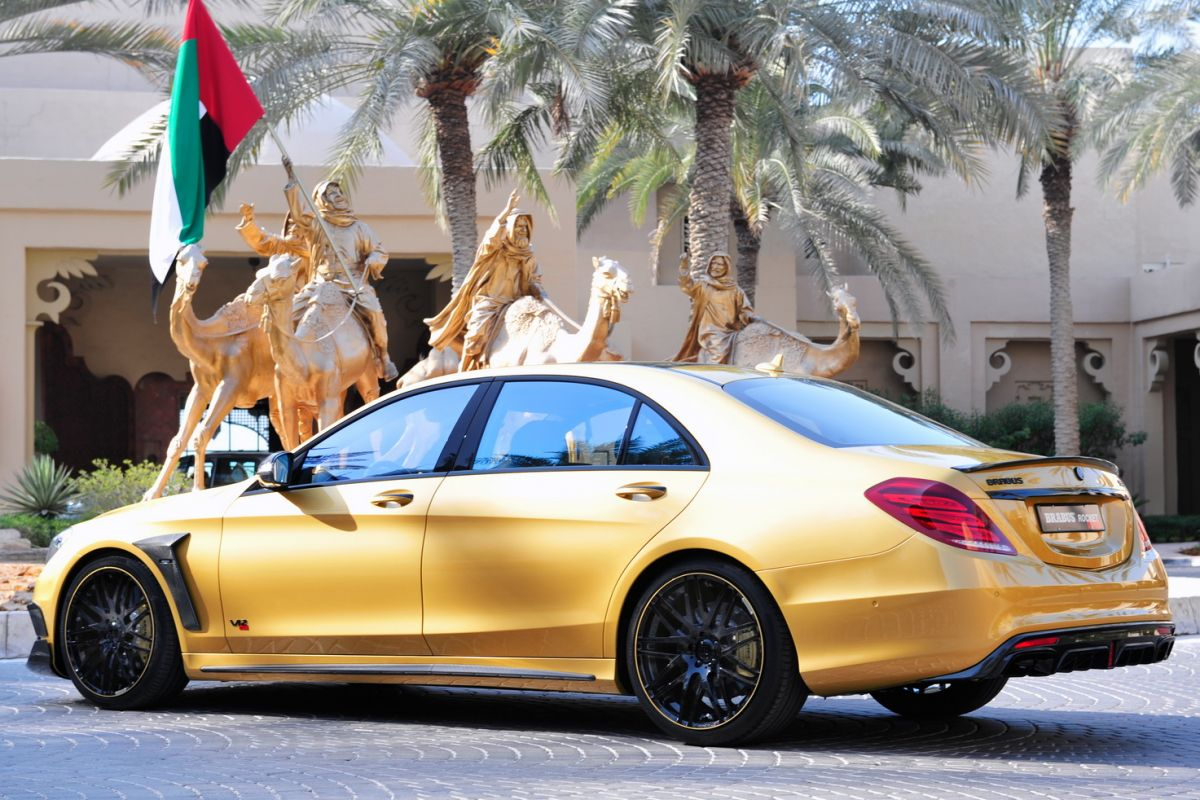 brabus-900-rocket-gold-edition (5)