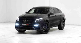 The Brabus Mercedes-AMG GLE 700 – The car of the villain