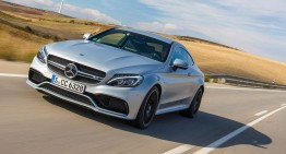 Mercedes-AMG C 63 S Coupe test. Alles über 510 HP C-Class