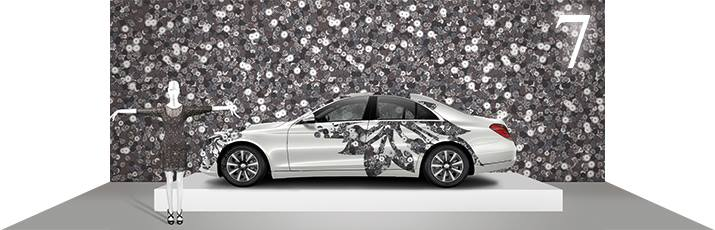 Mercedes-Benz Calendar – A new Benz every month of 2016