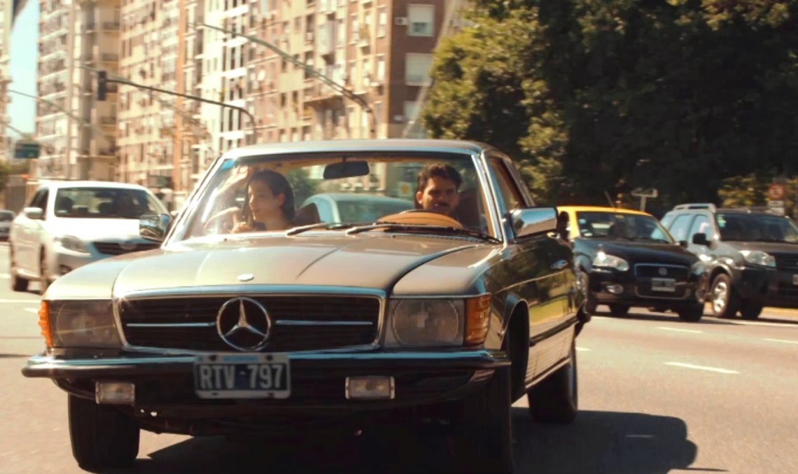 48 hours in Buenos Aires with the Mercedes-Benz 450 SLC
