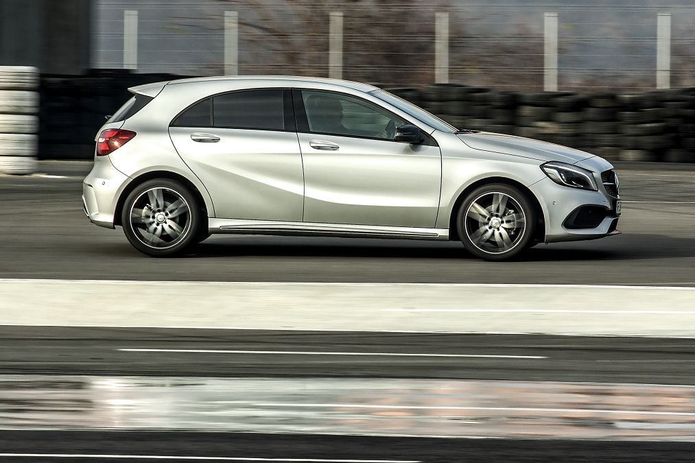 Mercedes A 200 d review (5)