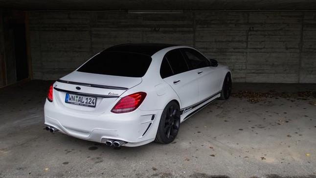 Mercedes-Benz C450 AMG Lorinser (7)