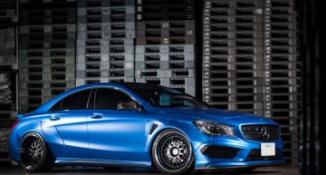 Not a fairy, but a beast – Mercedes-Benz CLA by Fairy Design
