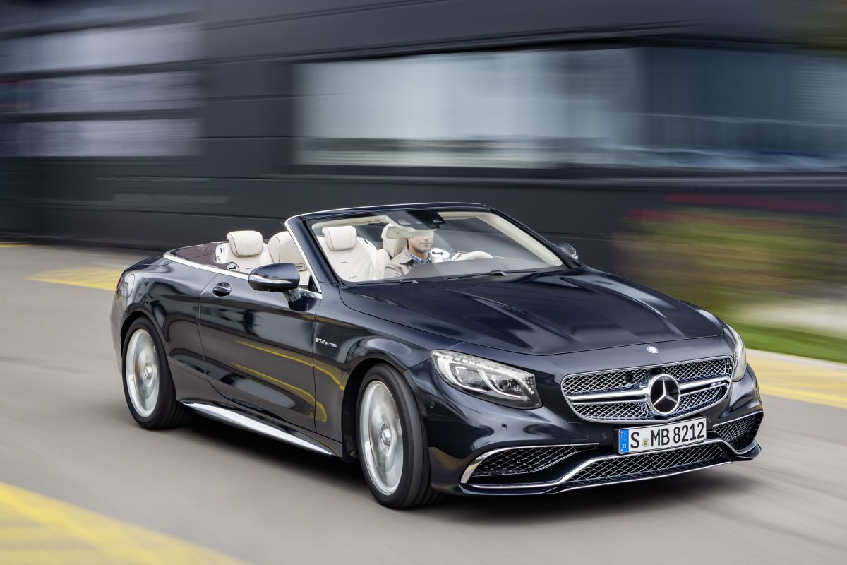mercedes unleashes the mighty s 65 amg cabriolet with 630 hp mercedesblog. Black Bedroom Furniture Sets. Home Design Ideas