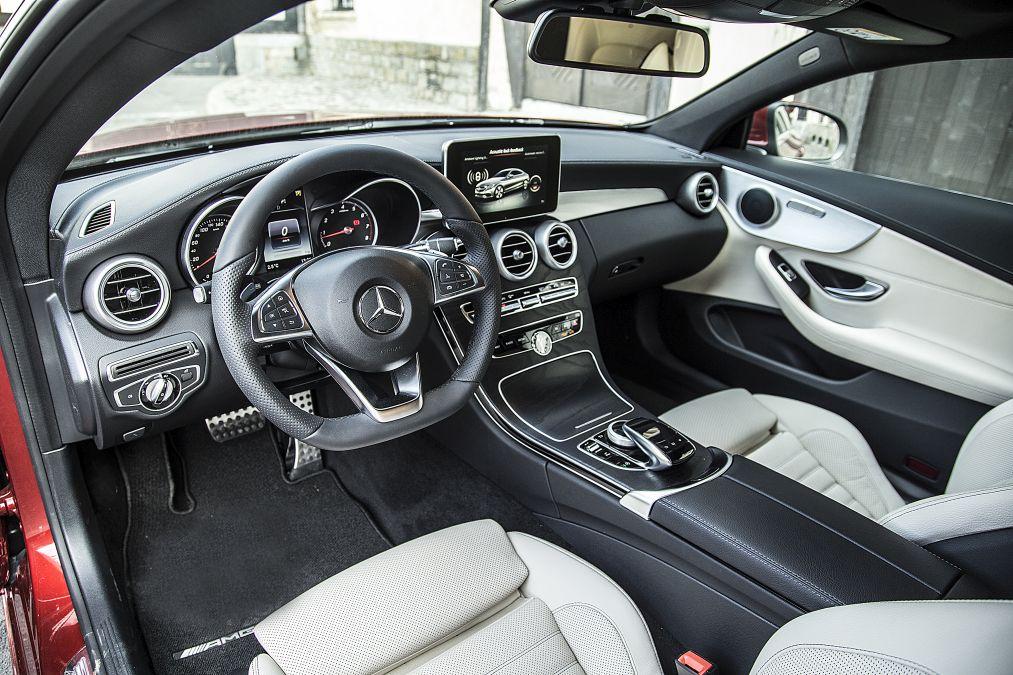 test Mercedes Clasa C Coupe (16)