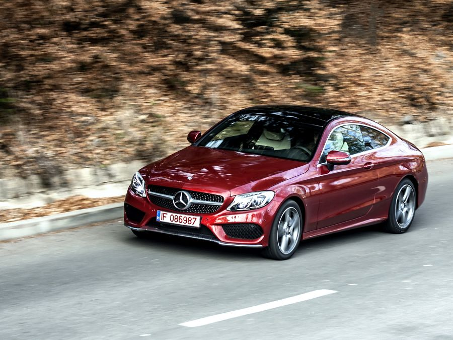 test Mercedes Clasa C Coupe (44)