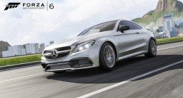 Mercedes-AMG C 63 S Coupe featured in Xbox One Forza Motorsport 6