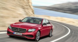 Too smart for our times? The new E-Class still waiting for certifications in the US