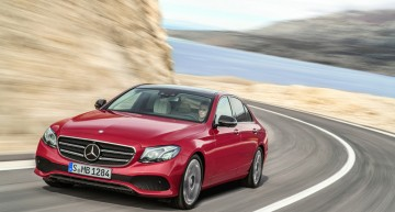 Mercedes-Benz E-Class was granted autonomous driving license in Nevada