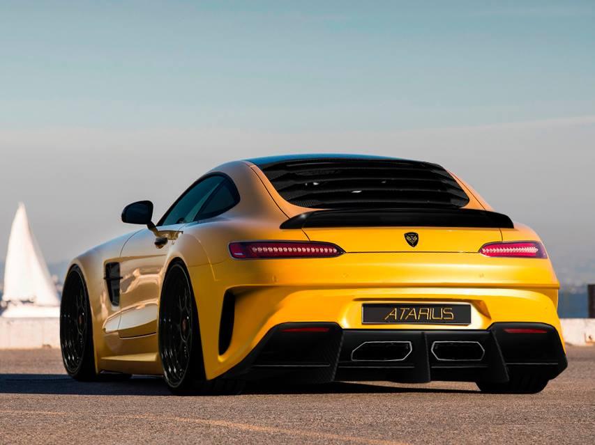 Atarius Concept Mercedes-AMG GT