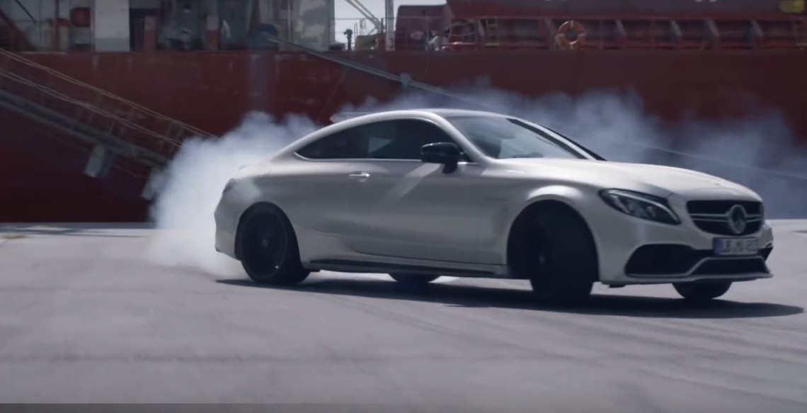 Mercedes-AMG C 63 S Coupé – Never stop challenging!