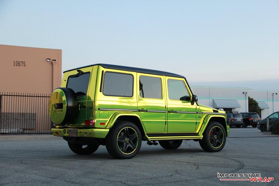 G63 AMG green (1)