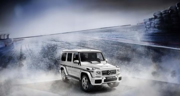 Mercedes-AMG G65, recalled because it drives too fast in reverse