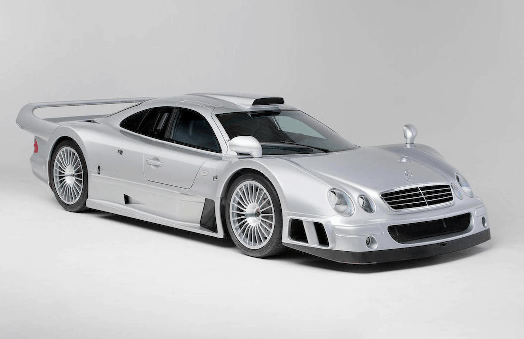 Rare Mercedes CLK GTR AMG can be yours for $2.2 million