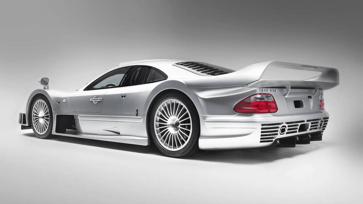 rare mercedes clk gtr amg can be yours for 2 2 million mercedesblog. Black Bedroom Furniture Sets. Home Design Ideas