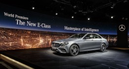 2017 Mercedes E-Class design boss reveals styling secrets