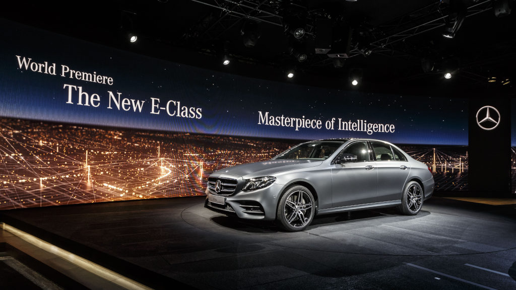 2017 Mercedes E-Class design boss reveals styling secrets