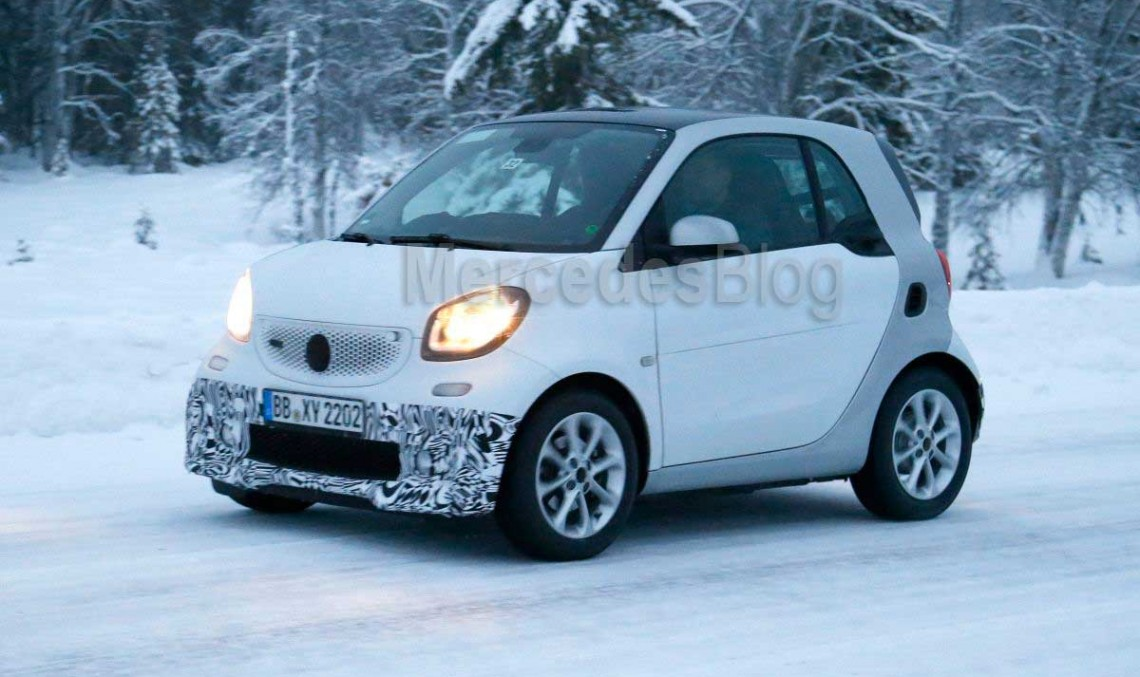 smart fortwo and forfour get the Brabus treatment