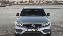 Mercedes-Benz C 450 AMG 4MATIC diamantsilber metallic