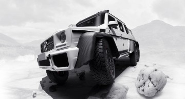 Autoart Nuremberg 2016: Honey, I shrunk the crazy Mercedes G 63 AMG 6×6!