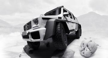 Autoart Nuremberg 2016: Honey, I shrunk the crazy Mercedes G 63 AMG 6×6!